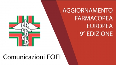 Farmacopea europea 9° edizione - Supplemento 9.7