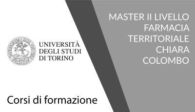 Master universitario di II livello in farmacia territoriale Chiara Colombo